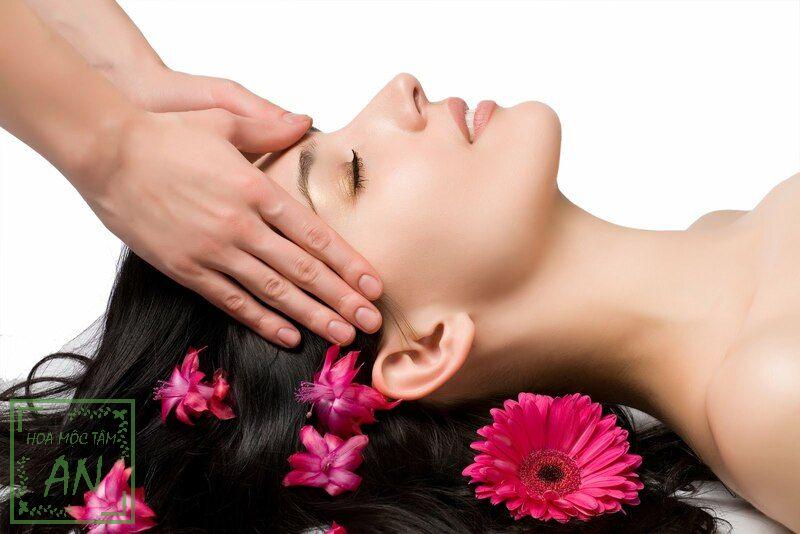 Xác định và bấm huyệt Toàn Trúc giảm đau đầu