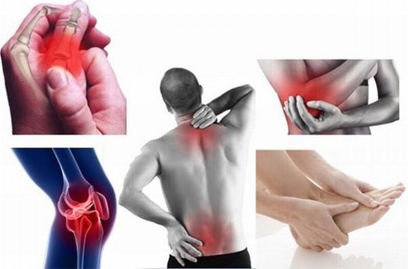 đau lưng mỏi gối tê bì chân tay