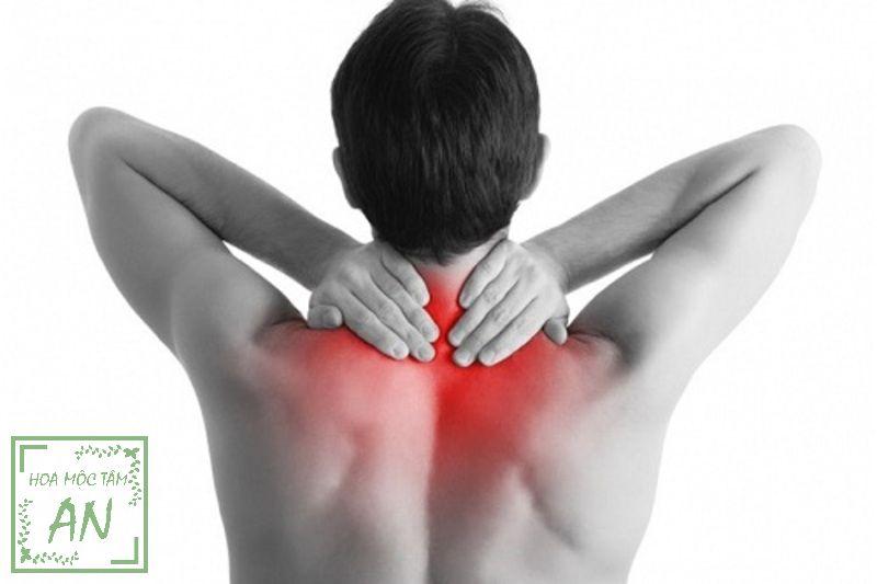 Bấm huyệt giảm đau lưng