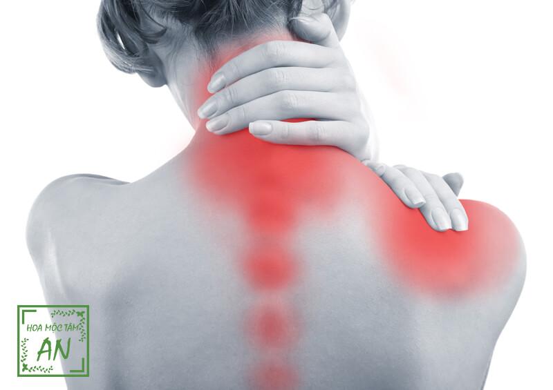 Các bài tập giảm đau vai gáy
