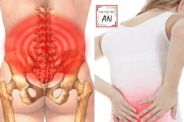 đau xương cụt ở nam giới