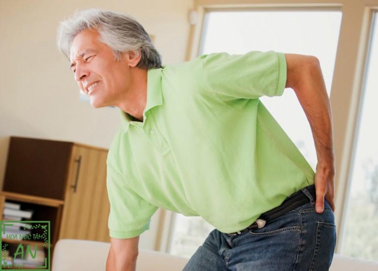 đau xương mông bên trái là bị gì?