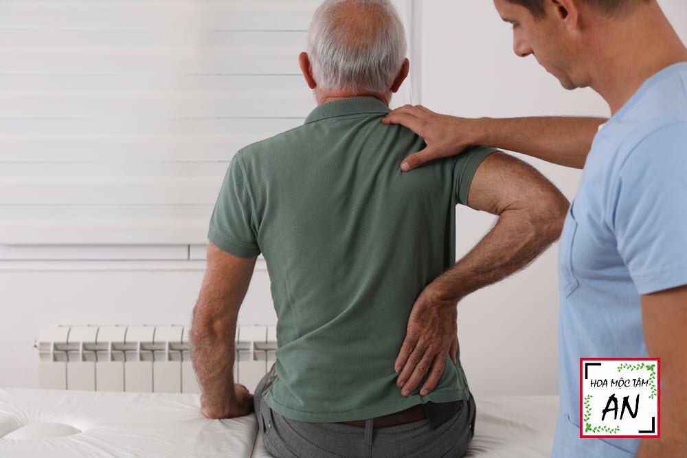 Đau lưng ảnh hưởng gì đến sức khỏe