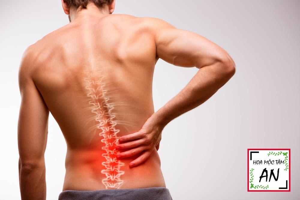 Dấu hiệu của bệnh đau lưng