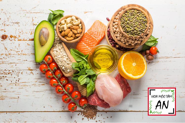 Dinh dưỡng ảnh hưởng đến người bệnh