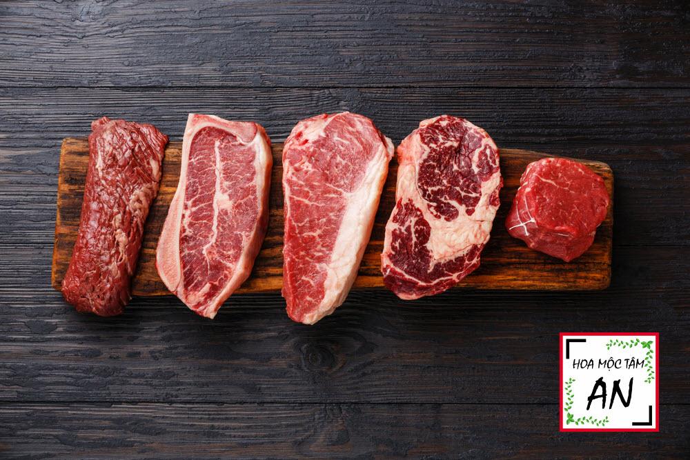 Người bị bệnh đau lưng cần kiêng các loại thịt đỏ