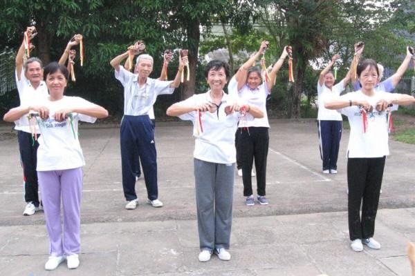 bài tập thể dục cho người 50 tuổi