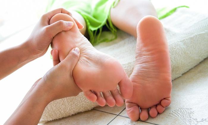 các huyệt ở bàn chân