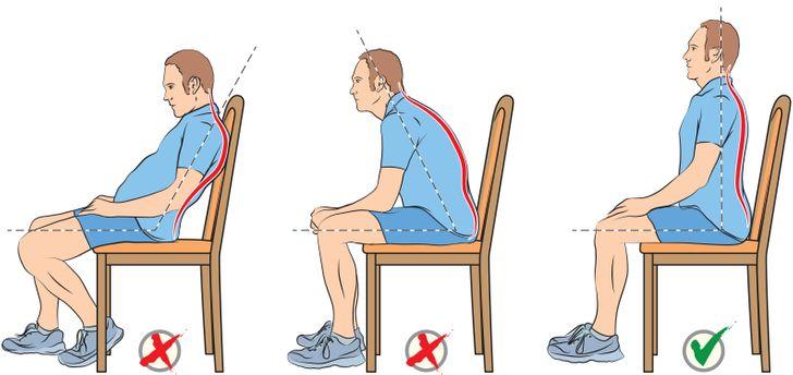 Lưu ý giúp kiểm soát bệnh đau dây thần kinh tọa - Nguồn depositphotos